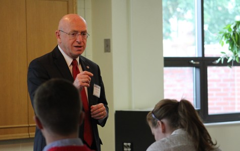 UW System President visits campus