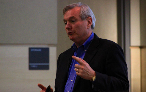 New York Times best-selling author speaks on Ebola issue
