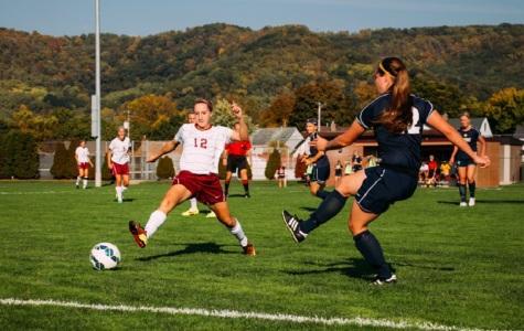 Women's soccer strong in defense
