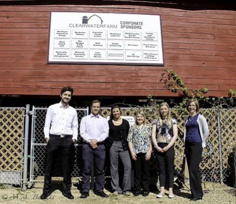 UWL business class teams with Clearwater Farms