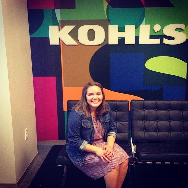 A rewarding summer internship at Kohl's for Racquet Copy Editor