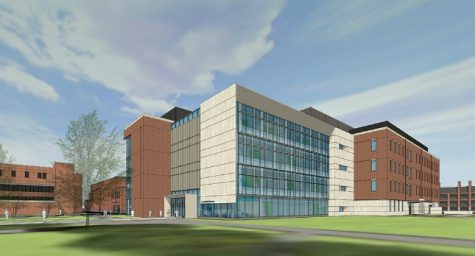 Letter to the Editor: New Science Lab Building