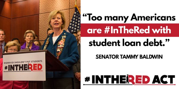 Senate democrats call for action on student debt