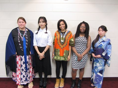Multicultural Fashion Show