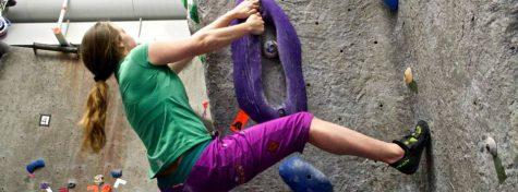 Community through climbing: Step by step