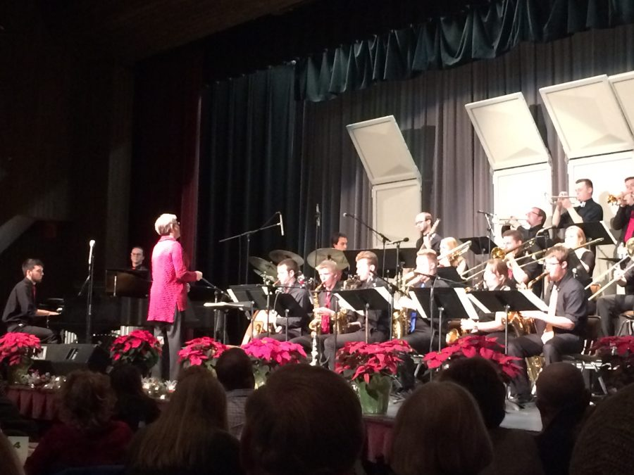 Swinging Yuletide Puts Community in Holiday Spirit