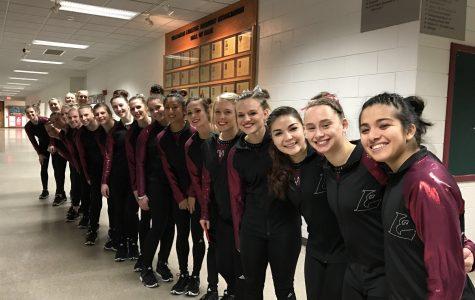 UW-L Gymnastics Successful on Senior Night
