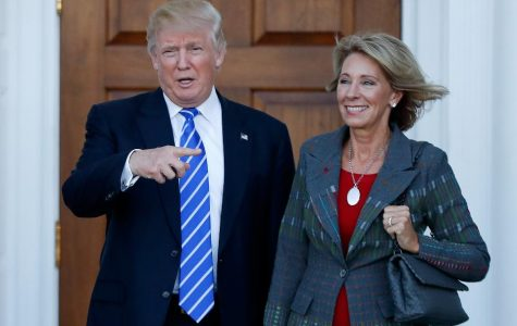 Viewpoint: DeVos is a Disaster