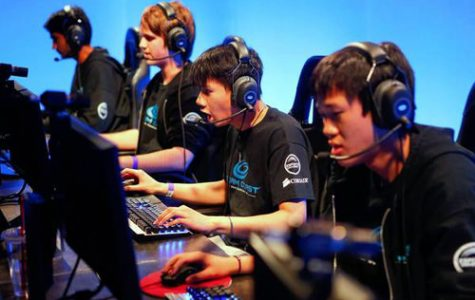 Viewpoint: Gaming, The Next Big Professional Sport?