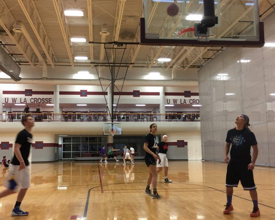 UW-L's Rec Sports Hosts 3 v 3 Basketball Tournament