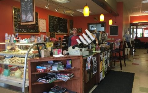 Campus, Community Connections Through Coffee