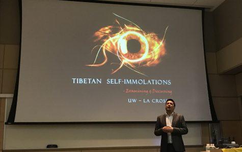 Tibetan Activist Speaks to UW-L Students