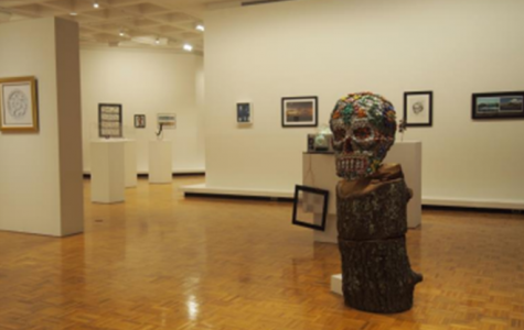 A look at the All-Student Juried Exhibition