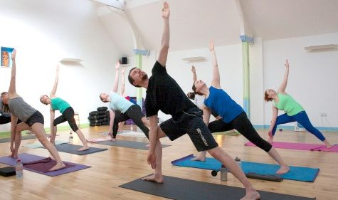 Viewpoint: Benefits of Yoga for College Students