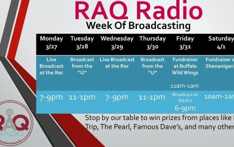 Broadcasting Week Raises Awareness for RAQ Radio