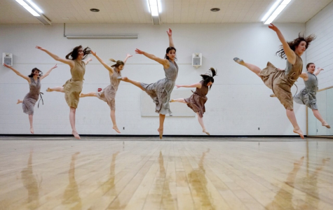 Club Spotlight: Kinesis Dance Theater