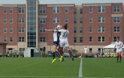 UWL Soccer Prevails in 3-2 OT Win
