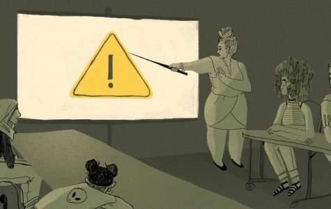 Trigger Warnings in the Classroom