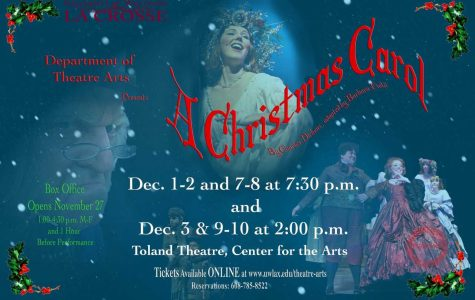 UWL Theater Presents Classic, A Christmas Carol
