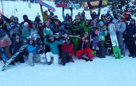 Sport Club Spotlight: Ski and Snowboard Club