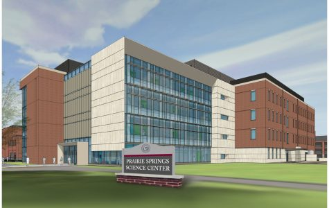 UWL's New Science Building Named after Record Donation