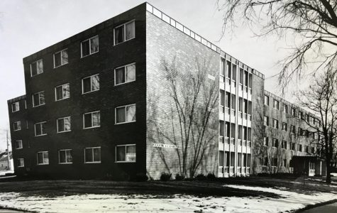 The History of Anna P. Wentz and Her Residence Hall