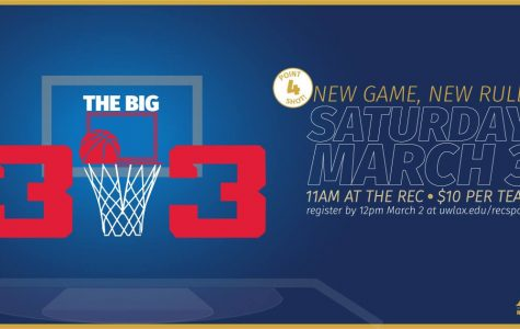 UWL Recreational Sports Hosts Annual 3v3 Basketball Tournament