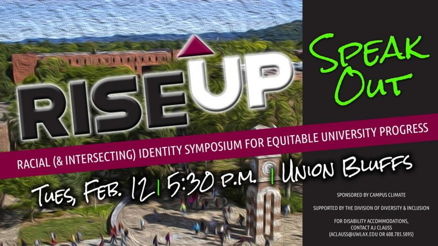 RISE UP Speak Out set to inspire greater inclusiveness on campus