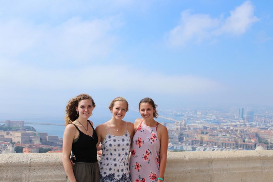 UWL students traveled to Barbizon, France to continue their education abroad.