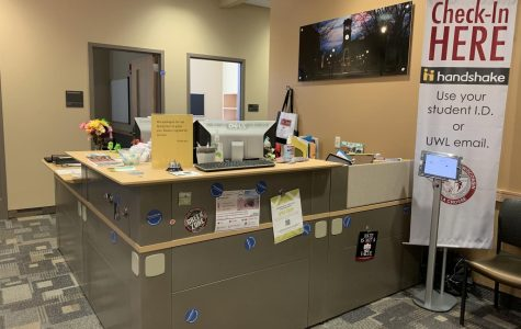 Career services department encourages students to plan for the future