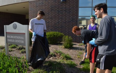Photo Series: Campus Clean Up day