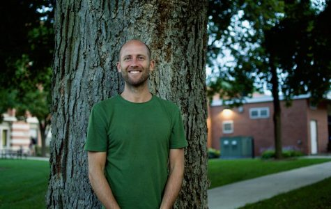 UWL alumnus Rob Greenfield brings climate justice to campus