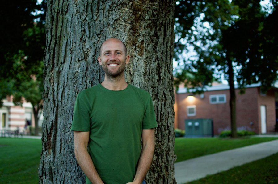 UWL+alumnus+Rob+Greenfield+brings+climate+justice+to+campus