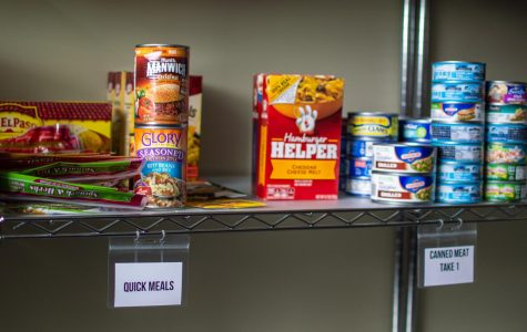 UWL Food Pantry fights campus food insecurity
