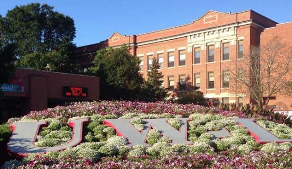 The University of Wisconsin-La Crosse campus.