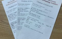 UWL parking tickets and their consequences