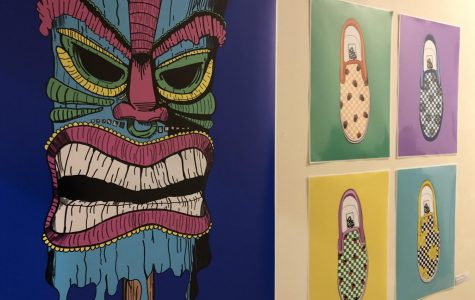 Graphic design exhibition features UWL students