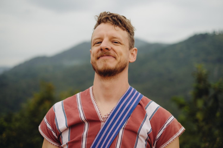 Pastor Ben in Thailand. Photo taken by Adam Spencer.