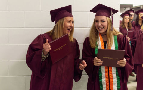 Photo Series: UWL winter commencement