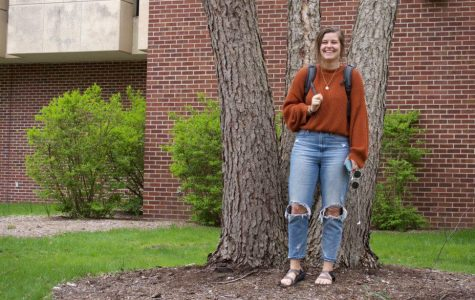 Humans of UWL: Livi Hackbarth