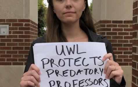 Humans of UWL: Kendra Whelan