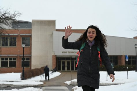 Humans of UWL: Karley Betzler