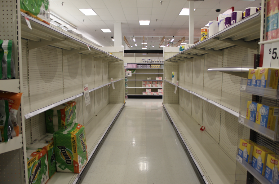 Photo Series: La Crosse experiences 'pandemic shopping' in the wake of COVID-19