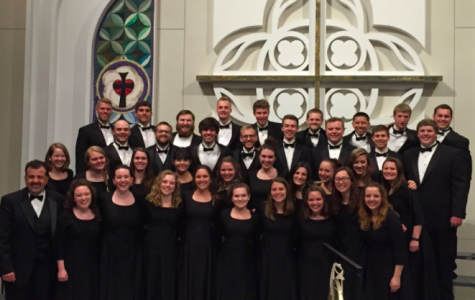 UWL Concert Choir (Photo retrieved from UWL Choirs Facebook page).