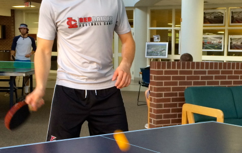 Gabriel Zwicklhuber named top ping pong player at UW-L