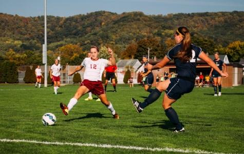 Women's soccer strong in defense