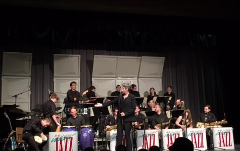 Jazz concert impresses campus with passion, intensity