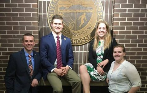 New UWL Student Association President and Vice President elected