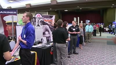 Career Fair provides students many professional opportunities