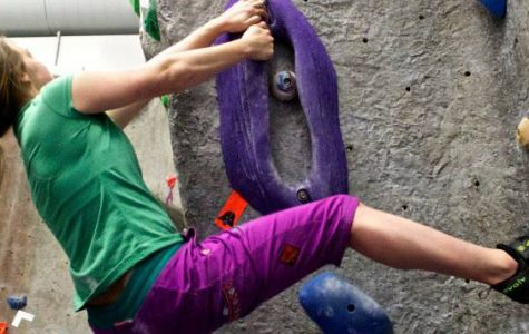 Community through climbing: Step by step